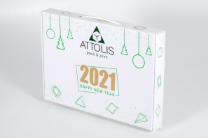 купить коробки под новогодние подарки
