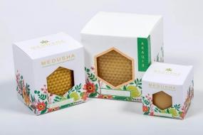 Упаковка для меду