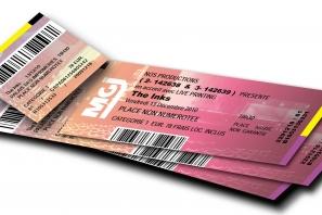 печать билетов на заказ