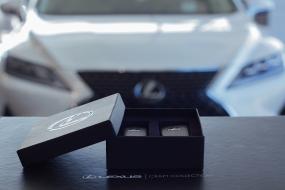 Брендированная коробка для Lexus