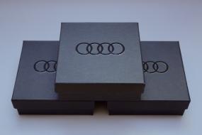 Брендированная коробка для Audi