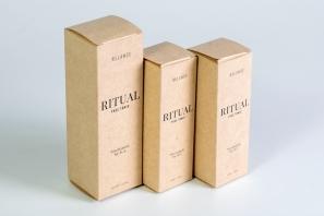 коробки из крафт картона