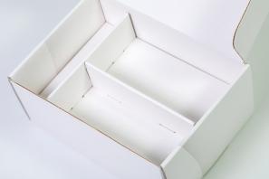 Вставки перегородки из картона
