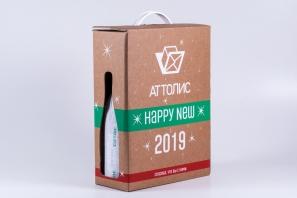 новогодние коробки купить украина