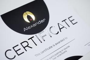 печать сертификатов цена