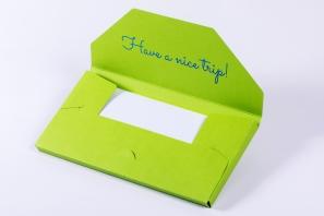 изготовление картонных конвертов