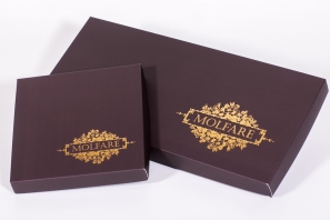 картонная упаковка для кондитерских изделий купить