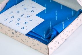Брендированная упаковка на заказ