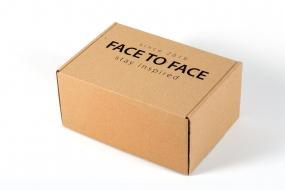 Крафт коробки