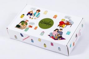 Паковання з картону та гофрокартону: Упаковка для дитячих товарів