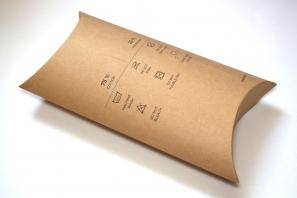 крафт упаковка коробки