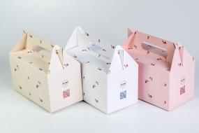 Кондитерские коробки из дизайнерского картона