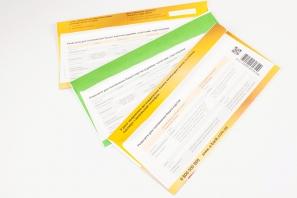 изготовление конвертов С6