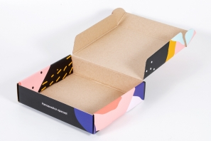картонные самосборные коробки